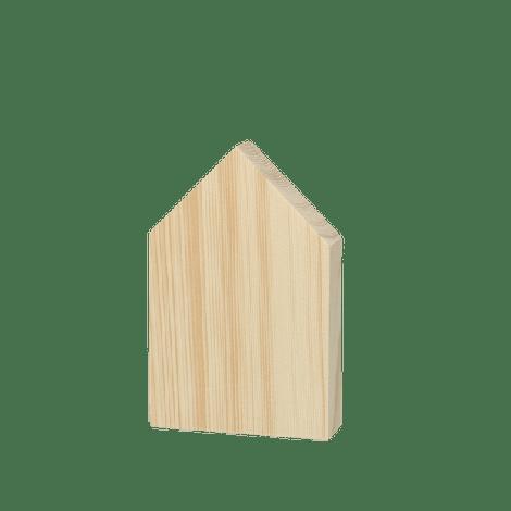 Houten huisje 14x19