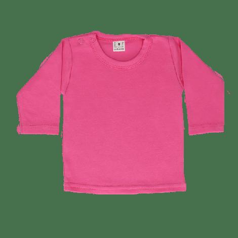 Shirt lange mouw hardroze