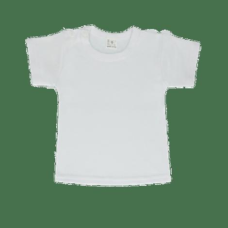 Shirt korte mouw wit